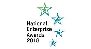 national enterprise awards bagde