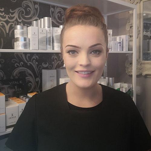 Beauty Therapist Leighane