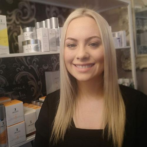 Beauty Therapist Shaunagh