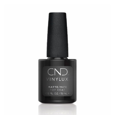 Vinylux Matte Top Coat 15ml