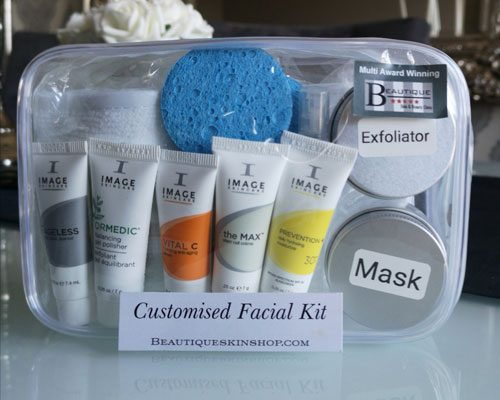 Image Skincare Antioxidant Anti Age Facial Kit