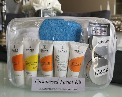 Image Skincare Hydrating Vital C Facial Kit