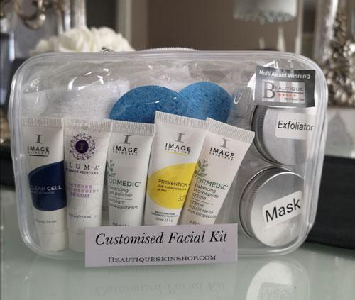 Image Skincare Oily Skin Facial Kit