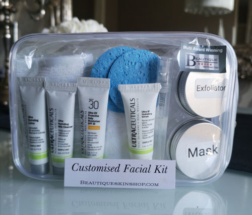 Ultraceuticals At Home Facial Kit